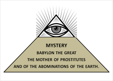 BABYLON THE PROSTITUTE (REVELATION 17:5 NIV)