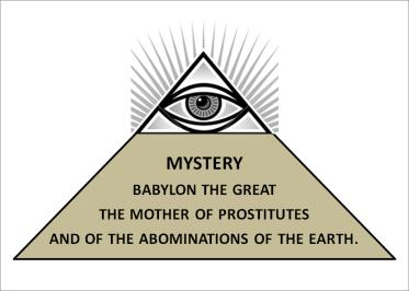 BABYLON THE PROSTITUTE (REVELATION 17:5 NIV)