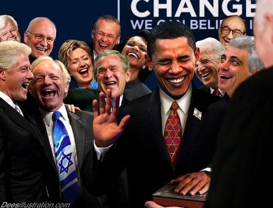 Zionist charlatans