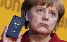 Angela-Merkel celphone